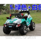 Детский электромобиль JEEP TRIUMF FS 801: 12V