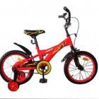 Miracolo. Велосипед двухколёсный 16K147 - Red/Вlack