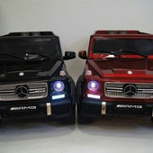 Детский электромобиль Mercedes G 55