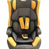 Автокресло 1/2/3 Babyhit Log's seat Orange/Blue