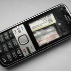 Корпус для Nokia C5 00 серебро, белый AAA