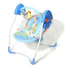 Кресло-качалка, качель, шезлонг, укачивающий центр.Baby TILLY BT-SC-002
