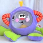 Fisher Price Мягкая погремушка-мячик Мартышка обезьянка