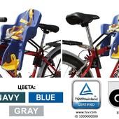 Велокресло tilly BT-bsc-0006 до 15кг. Устанавливается по ходу или против движения.