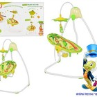 АКТУАЛЬНАЯ ЦЕНА Кресло - качеля для младенцев М1556