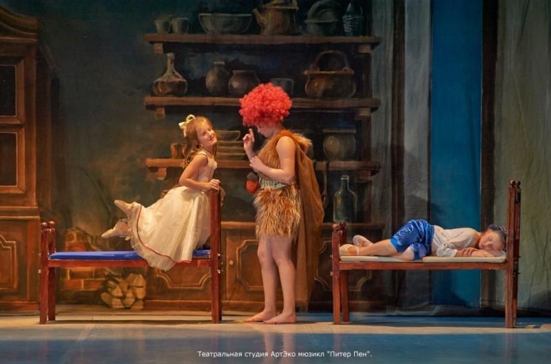 Детская театральная студия фото №1