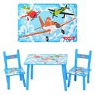 Детский Столик два стула Bambi M 1699 Аэротачки