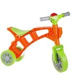 Роллоцикл 3 колеса цвета от Технок 3220 ролоцикл беговел оранжево-салатовый