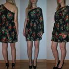 Красивое шифоновое платье Love размер ХС-С