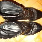 ботинки кожа Италия