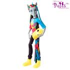 Кукла Monster High Монстер Хай Freaky Fusion Neighthan Rot Нейтан Рот Слияние Монстров Маттел Mattel