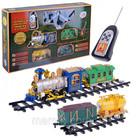 """Детская железная дорога классический экспресс """"Золотая стрела"""" 0622 Joy Toy на р/у"""