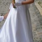 Свадебное платье в отличном состоянии+подарок