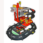 Игровой набор - Гараж ферарри 3 уровня, 2 машинки 1:43)