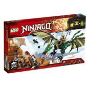 Lego Ninjago Зелёный дракон NRG 70593