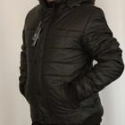 Мужская куртка зимняя. Размеры 46-48.