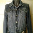 Жакет джинсовый Vintage 48 размера