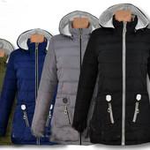Женская демисезонная куртка парка