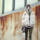 Женская куртка на зиму ,зимняя женская куртка, курт-пуховик ,женский зимний пуховик