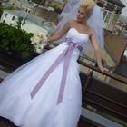 Свадебное платье для утонченных невест