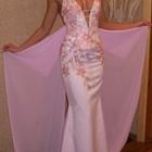 Вечернее платье (украшения под платье в подарок)