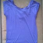 футболка-туника с интересной спинкой С-М Marks&Spencer
