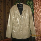 пиджак из кожзама 48 50р