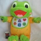 Leap Frog Англоязычный Лягушонок Тэд очень веселый музыкальный мигающий
