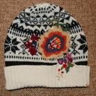 оригинальная теплая шапка