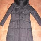 Стильный женский пуховик Snow Oul размер M. Туника в подарок.