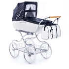 New! Классическая коляска-люлька Navington Contessa с сумкой. Бесплатная пересылка!