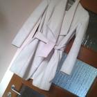 Пальто кашемировое с поясом *2 цвета*