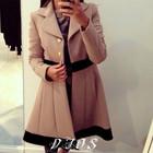 Кашемировое пальто Леди