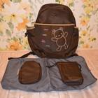 Сумка-рюкзак Colorland на коляску и для мамы