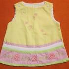 Брендовые платья на лето для девочки 6-9 мес.
