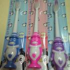 Детские зубные щёточки на присоске