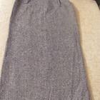 Collection.Фирменная шерстяная теплая юбка карандаш. Макси. Миди. Деми
