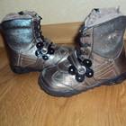 Зимние ботинки р.22-14см