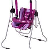 Качели Adbor N1 со столиком, светлосиреневый-фиолетовый