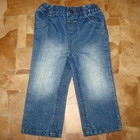 Породам моднявые  джинсы early days  6-9 мес состояние обсалютно новых