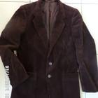 Німецький вільветовий піджак на стрункого чоловіка