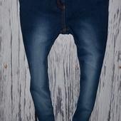 Фирменные джинсы скинни для моднявок джеггинсы 9 лет 134 см