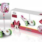 Самокат Disney Микки Маус 3-x колесный