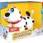 детская интерактивная игрушка Собака Лакки 7110
