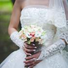 Продам свадебное платье цвета айвори 2014-2015