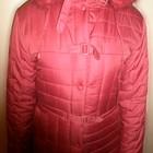 Куртка женская красная. БУ