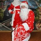 Прокат Костюм Деда Мороза, Новый год детский, детский или подростковый дед мороз