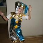 Карнавальный костюм петрушки, шута, скомороха.