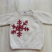 Итальянский свитерок на 1 год, б/ у