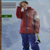Комбинезон  лыжный, термо, куртка и штаны. Германия.